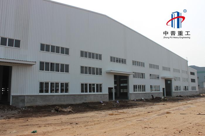 河南钢结构制造厂房,大型行